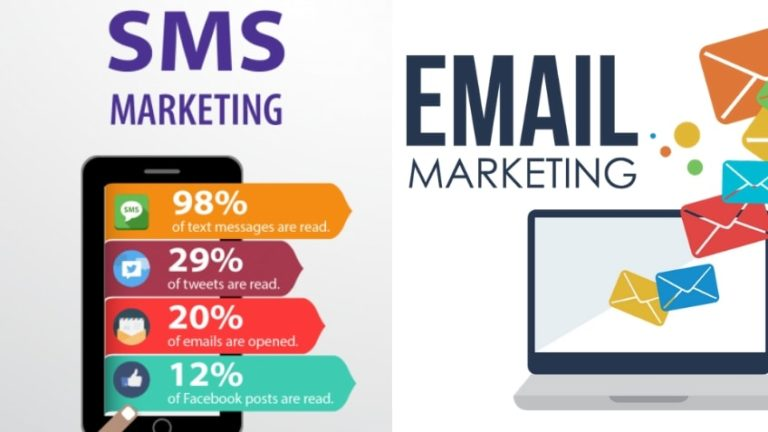 Sms and Email marketing in Pune